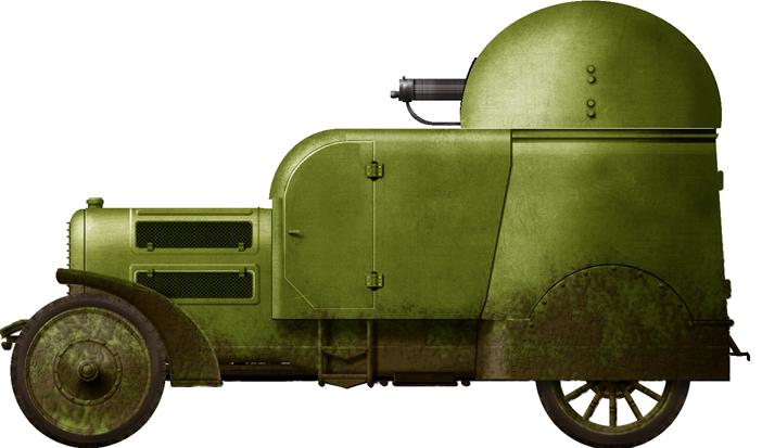 Austro-Daimler Panzerwagen