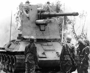 T-34 mit 88mm