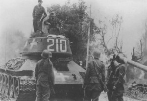 T-34 original mit 88
