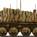 Grille ausf H/K/M