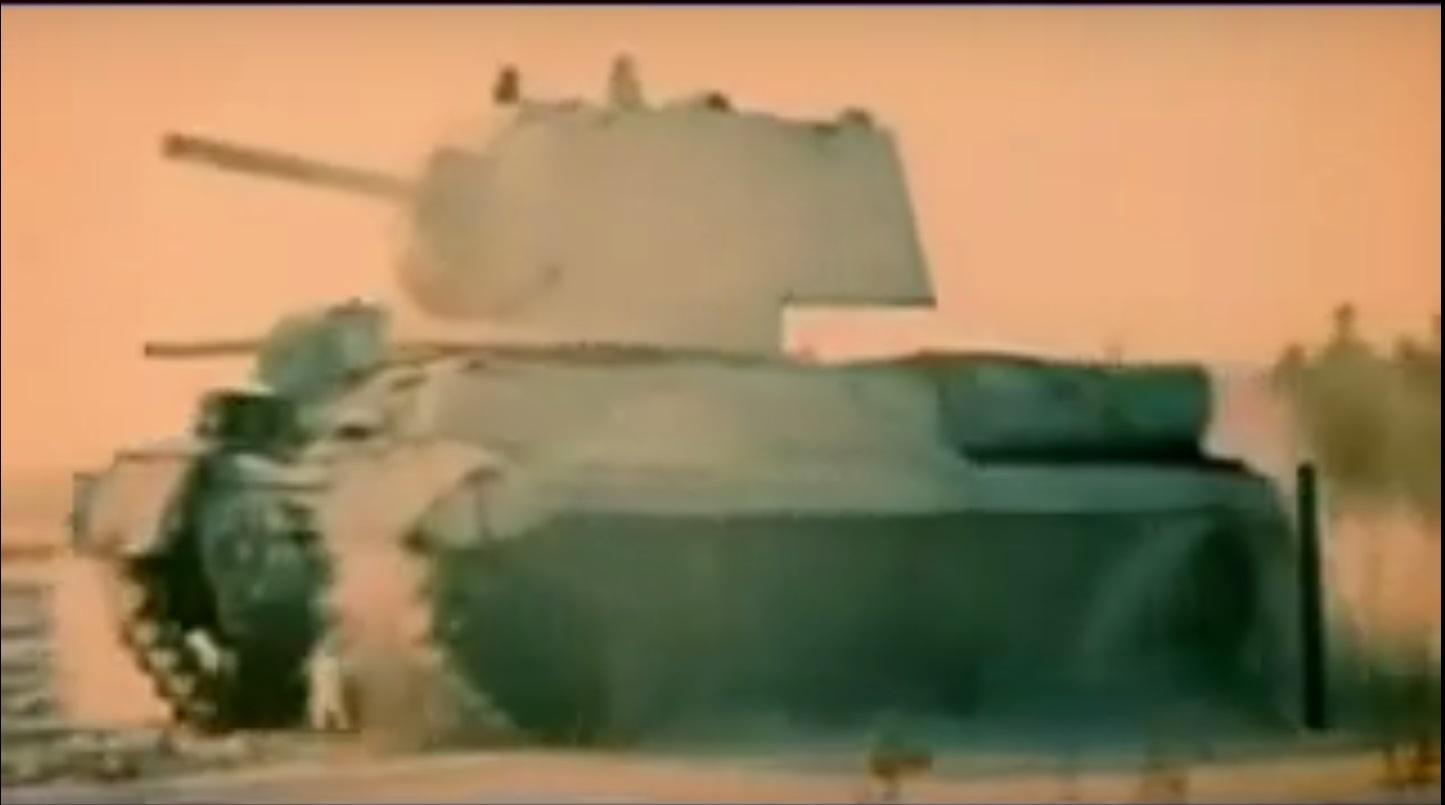 KV-1 IS