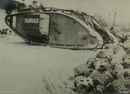 Mark IV supply