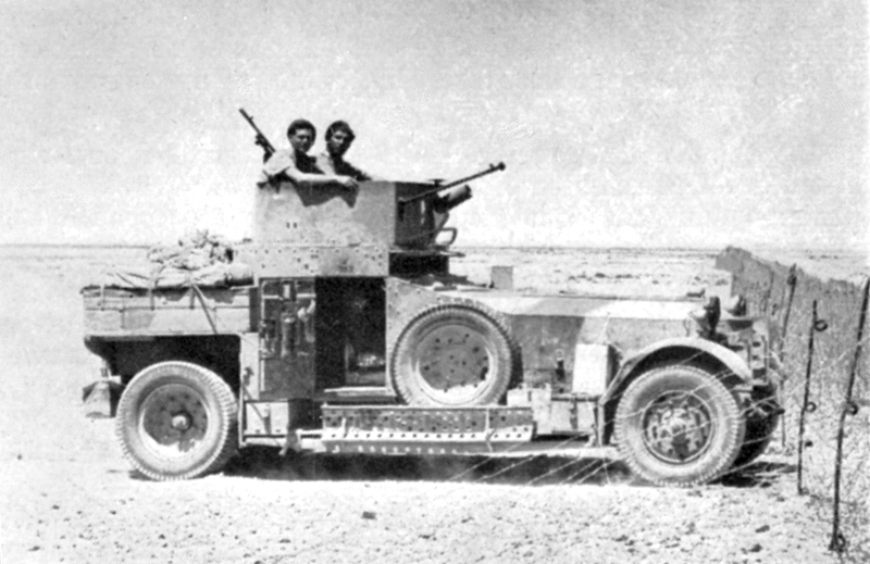 Rolls Bardia 1940