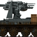 T-34(r) mit 8.8cm (Fake Tanks)