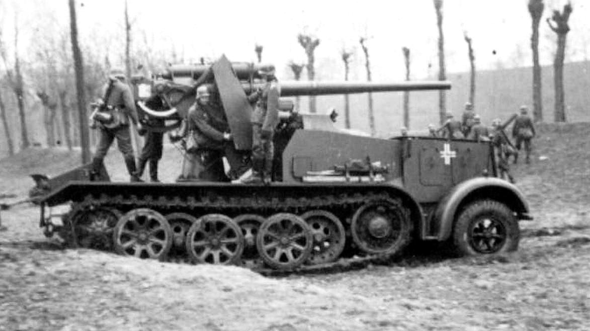 sdkfz 8 flak
