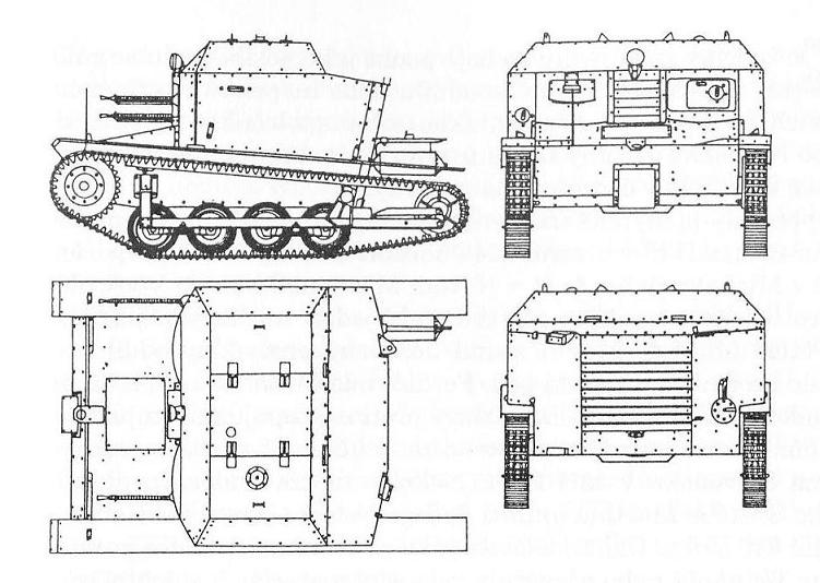 4 view drawing