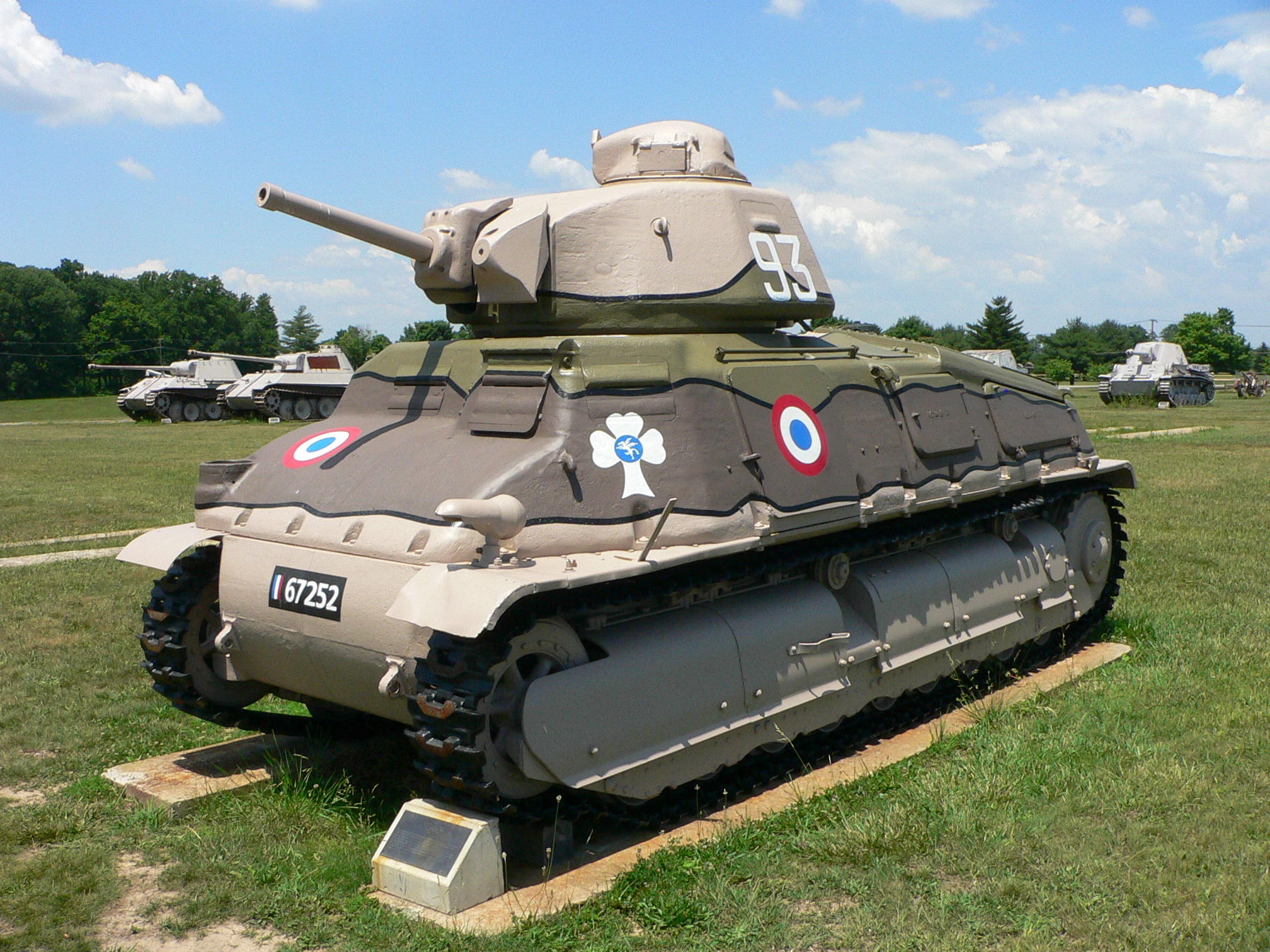 s35 at us army ordnance