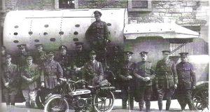 Guinness Daimler truck Dublin 1916