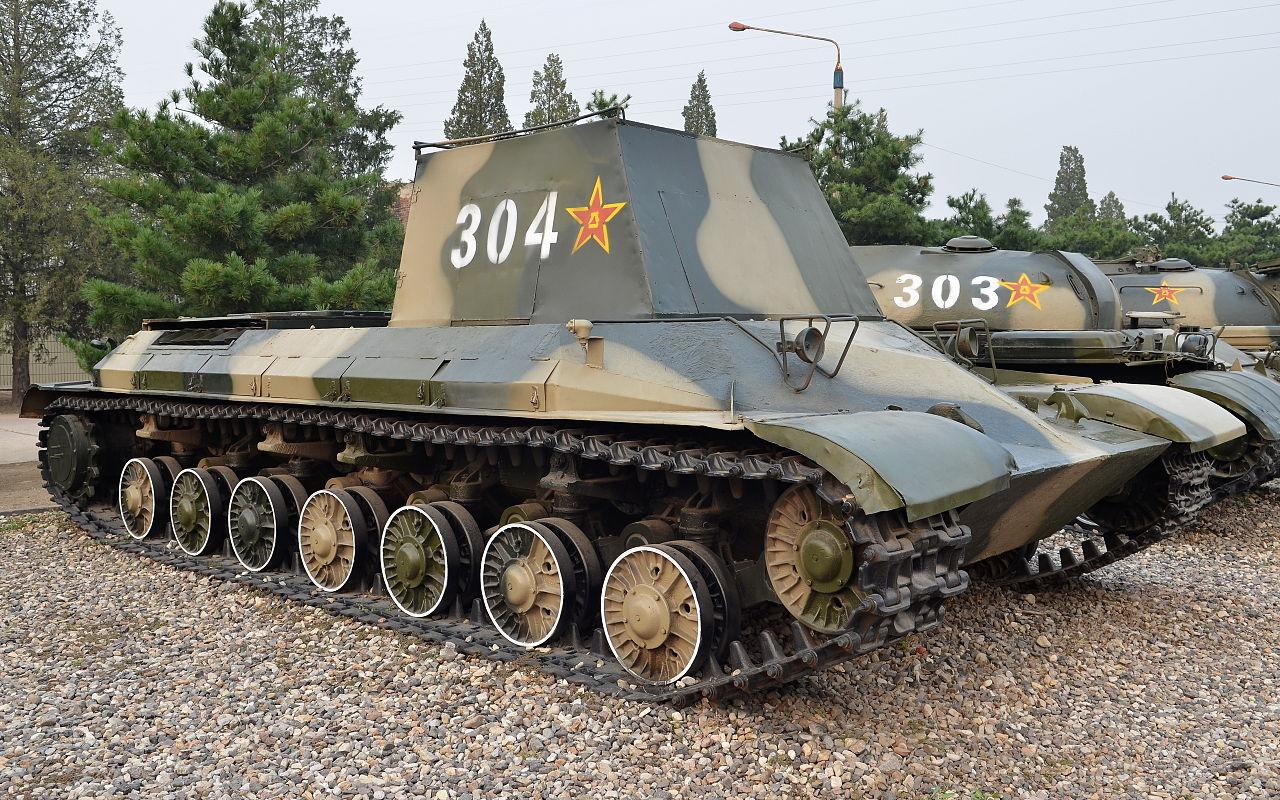 WZ-111 prototype