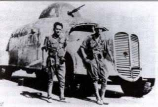 Unknown MC-36. Republican service. Appears to be the same vehicle as above.