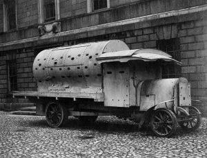 Daimler-Guinness possibly on Sackville Street