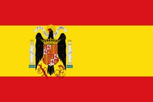 spanish nationalist flag