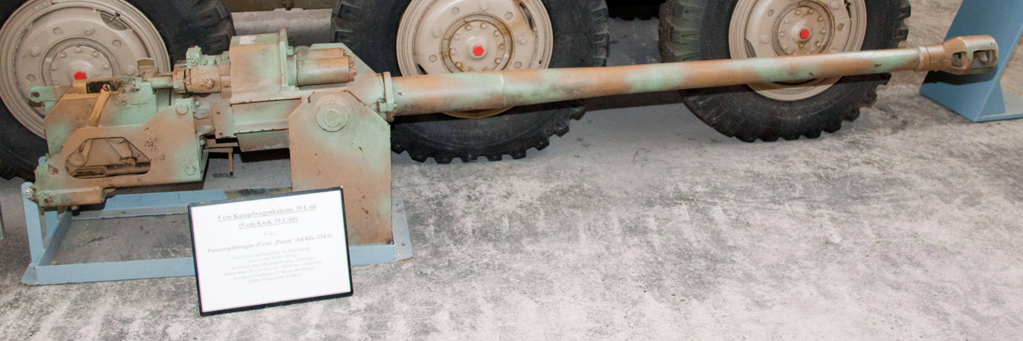 5 cm KwK 39 L60