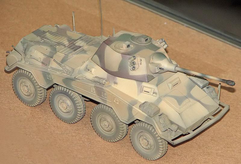 Model of the Puma