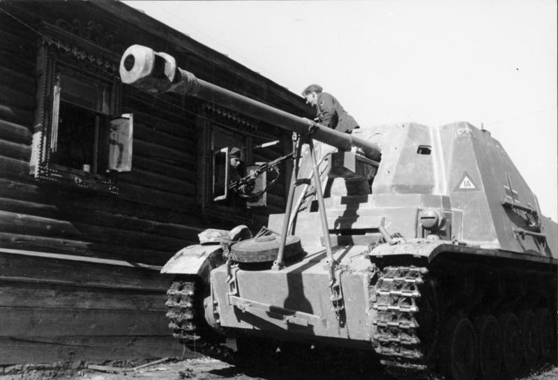 Marder II, March 1943