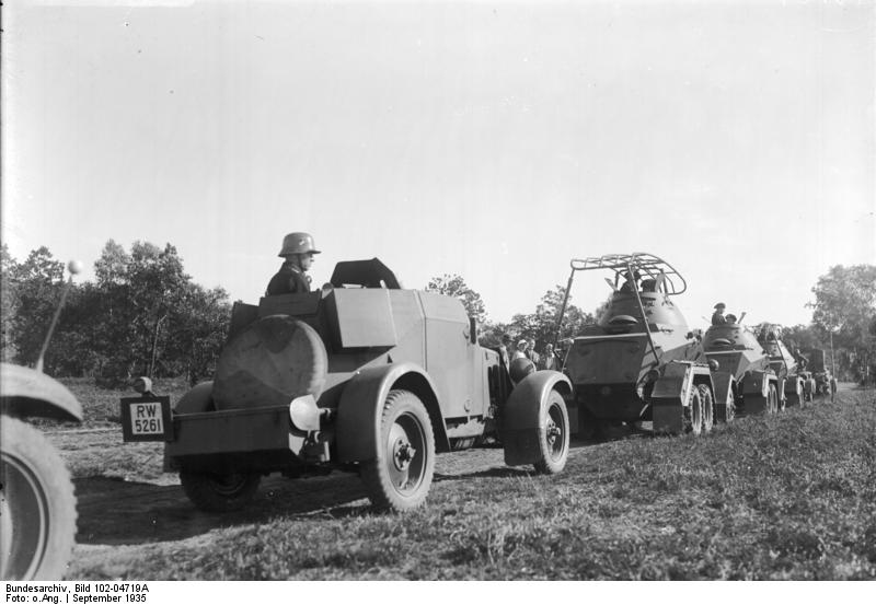Column with a Kfz.13