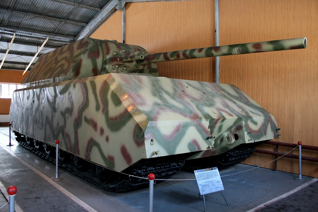 The Maus at Kubinka