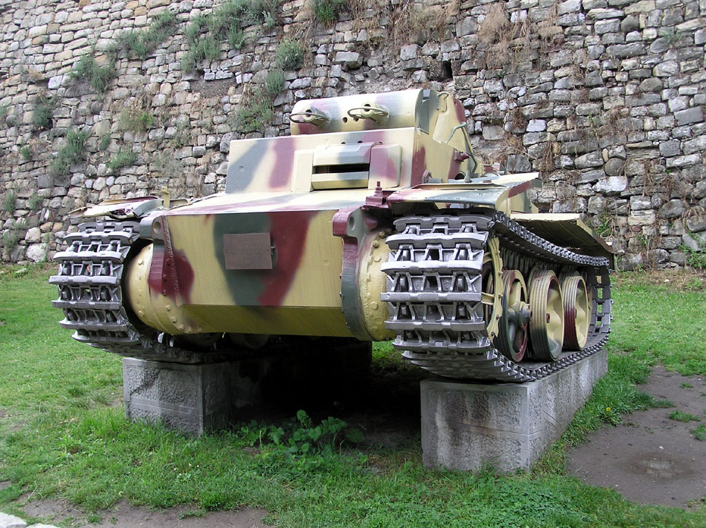 Panzer I Ausf.F