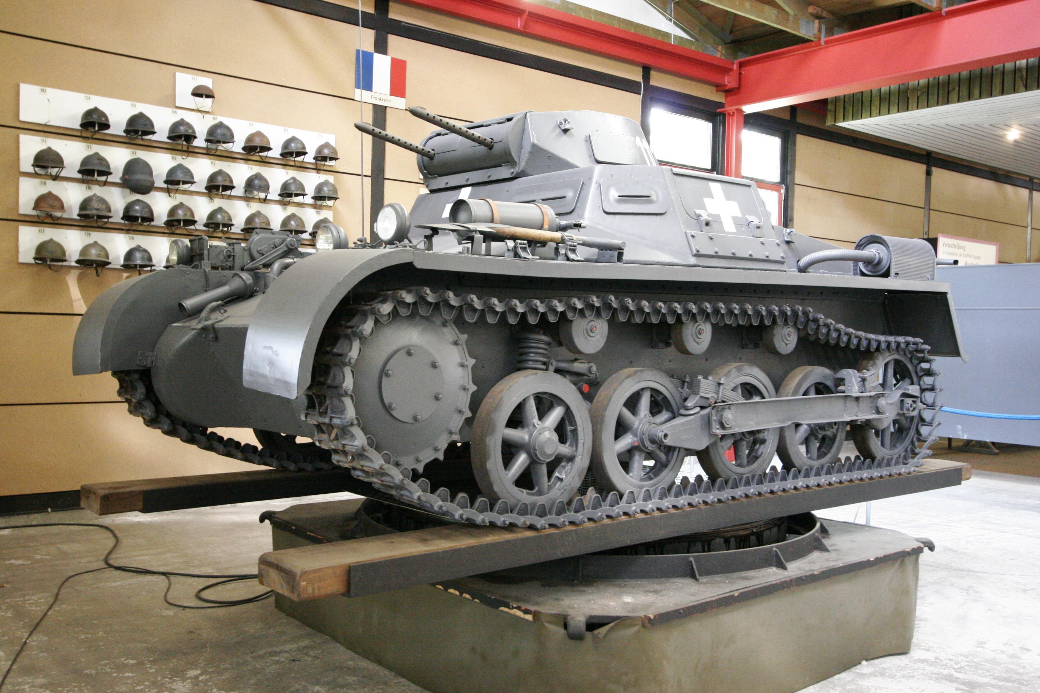 Panzer I Ausf.A