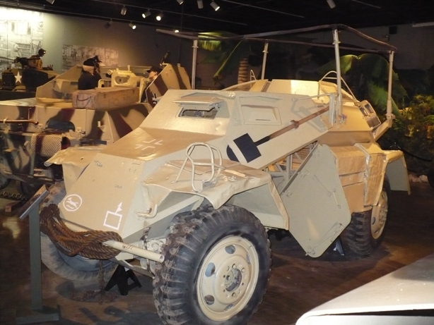 Sd.Kfz.223 from a private collection