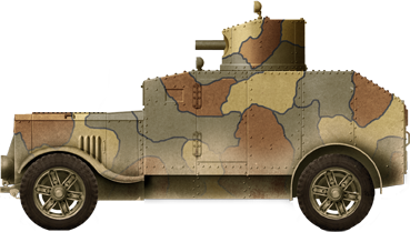 Type 92 Osaka armored car