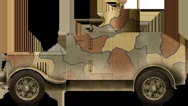Type 92 Osaka armored car