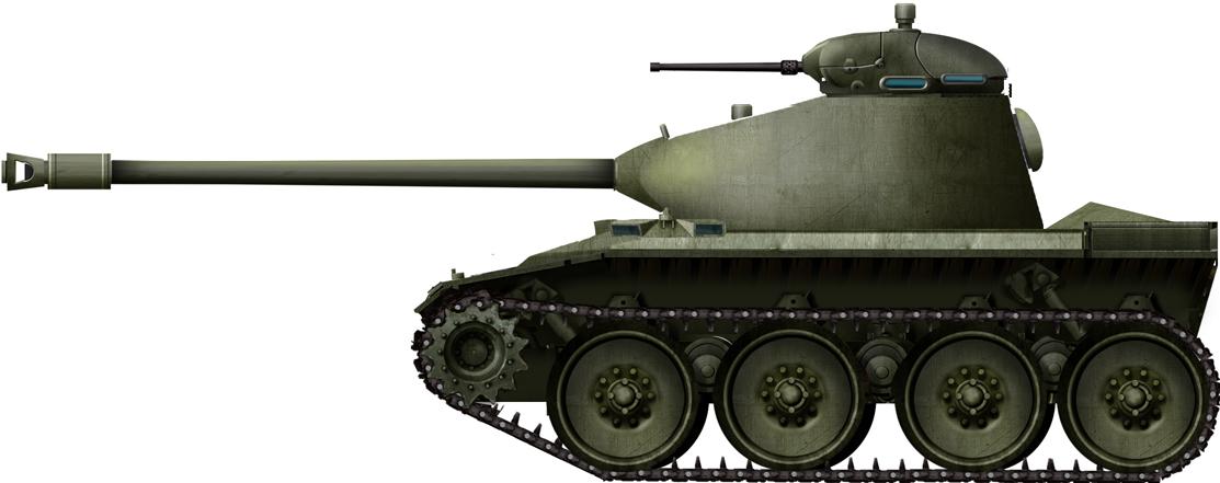 T71 Tank