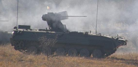 MLI-84M_firing_Dacia2010exercise