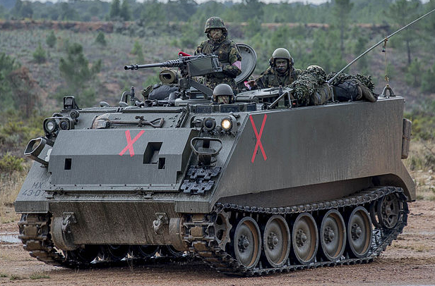 Portuguese-M113_Exercise_TRIDENT_JUNCTURE