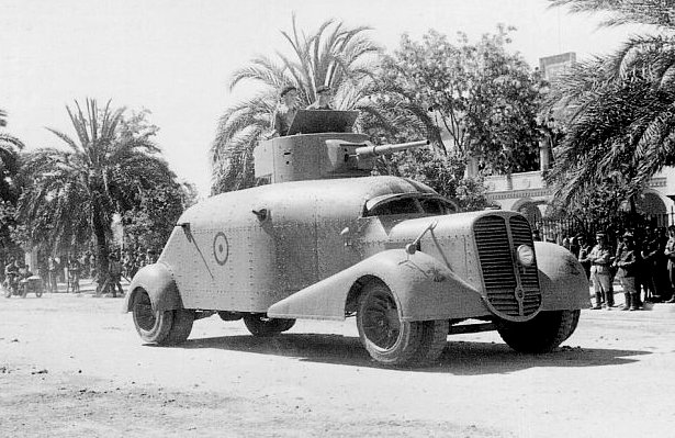 A Hispano Suiza MC-36 with a T-26 M1935 turret.
