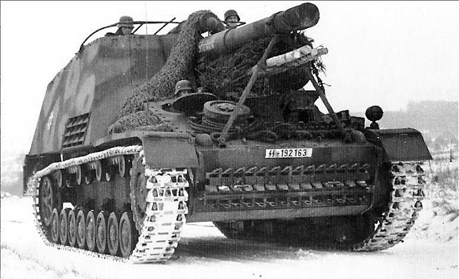Early Hummel SPG