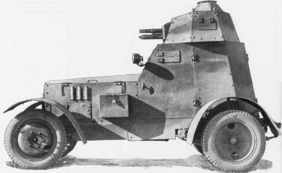 wz.34 armored car