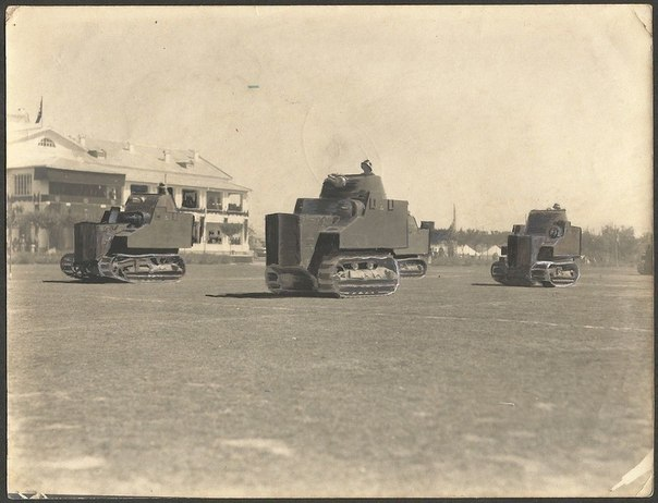 Parade 1937 Afghanistan