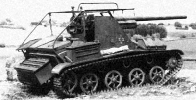 Early TACAM T-60