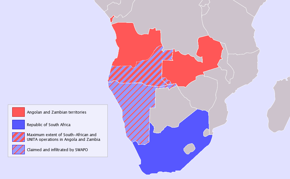 South African Border Wars
