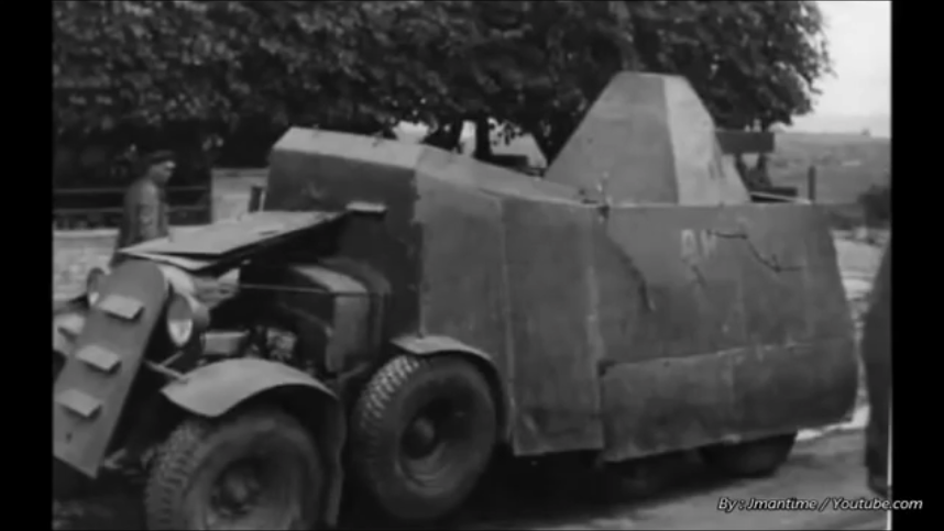 One of the Armored ADG lorries. This is not theofficialname as the truck conversion has no name