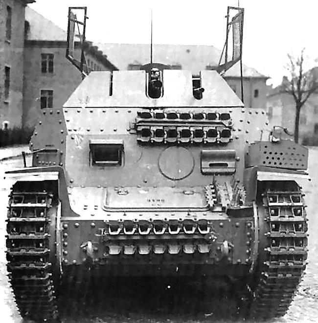 Aufklärung Abteilung Aufklärungspanzer 38(t) 2cm KwK 38