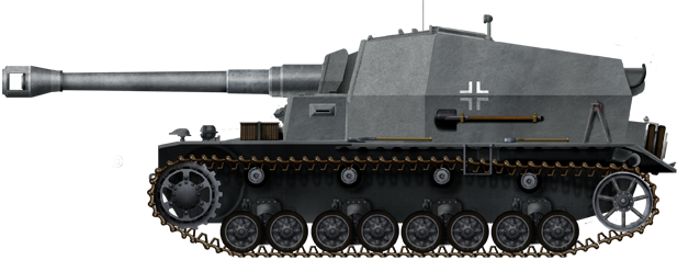 This Dicker Max was destroyed in an accident before it reached the front line