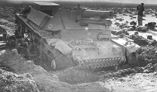 15cm sIG 33 L/11 auf Fahrgestell Panzerkampfwagen III Ausf.H (Sf)