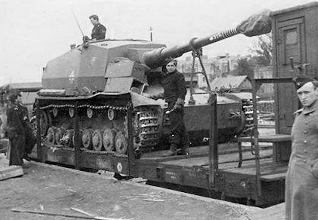 This Dicker Max has 7 kill rings on its turret.