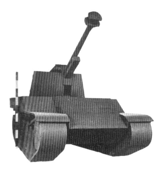 10,5cm leFH Waffentrager auf VK16.02 Leopard