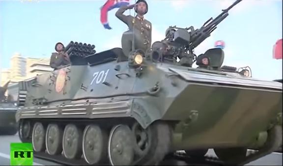 107mm MLRS