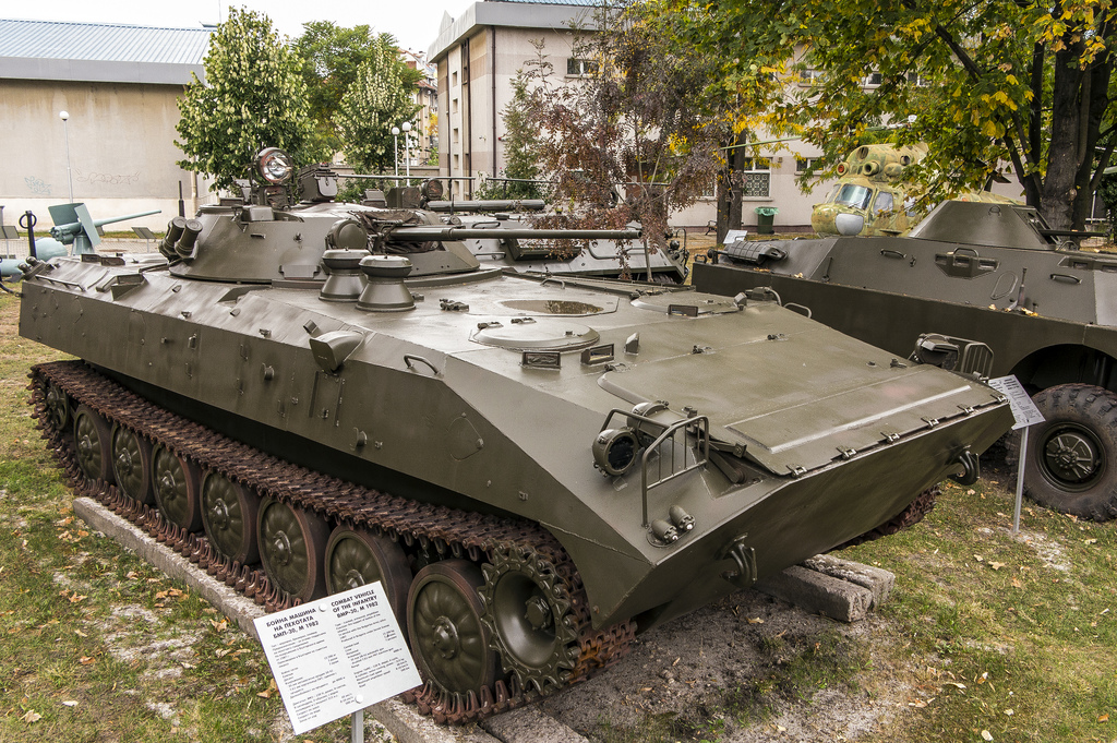 BMP-30, as preserved.