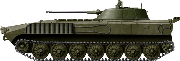 BMP-30, 1990s