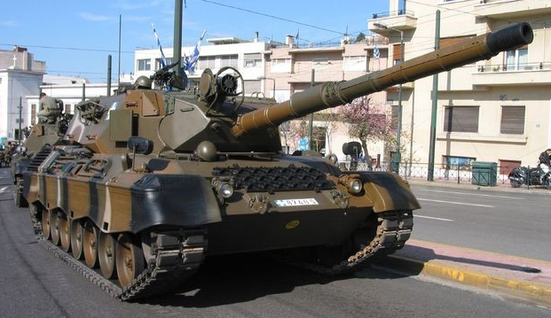 Greek-Leopard1A5
