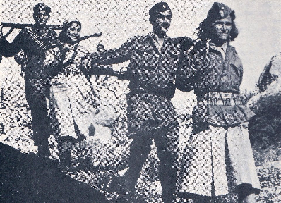 Greek-Partisans