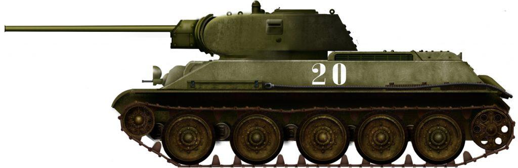 T-34/57 Exterminator