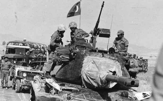 Turkish M47 Patton