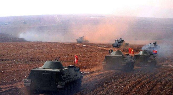 VTT-323-in-exercise-KCNA