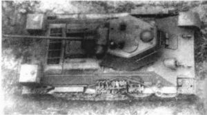 The only T-34 Model 1943 with a Zis-4M gun